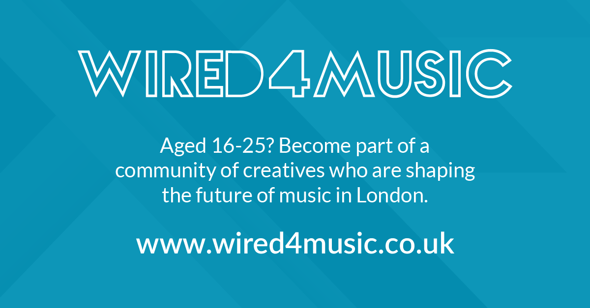 Wired4Music | London\'s Music Network